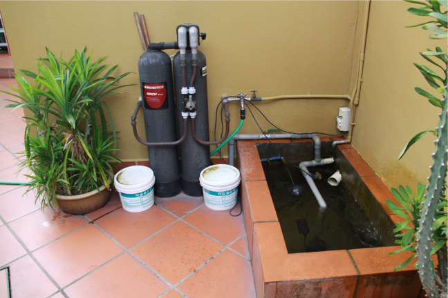 Home Water Treatment Products & Appliances